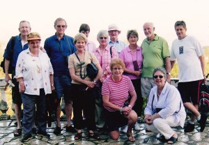Glen Morton Art Group to Corfu escorted by Michelle and Colleen