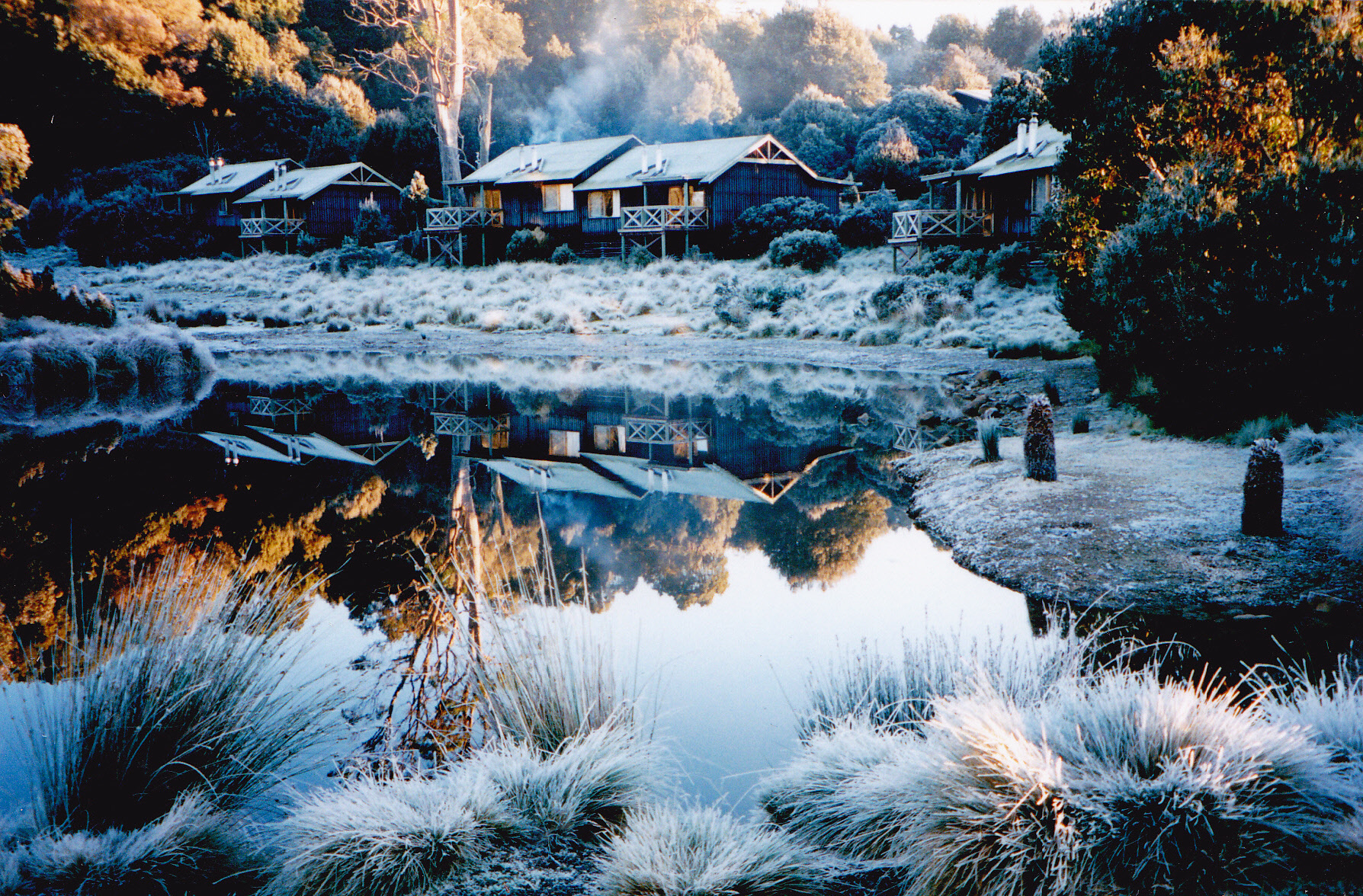 Cradle Mountain Lodge Tassie In The Frost Colleen S