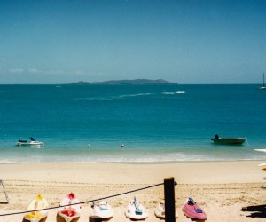 GREAT KEPPEL ISLAND LOOKING TO NORTH KEPPEL
