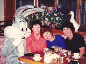 Breakfast with Bugs Bunny and Melanie & Doris