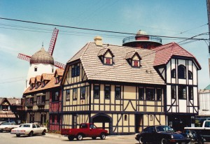 Solvang Dutch influence