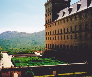EL ESCORIAL Royal residence of King Phillip II