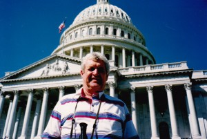 John at Capitol Hill Washington
