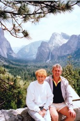 John and I at Yosemite National Park