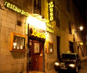 CAFE LUSO FADO DINNER AND SHOW LISBON