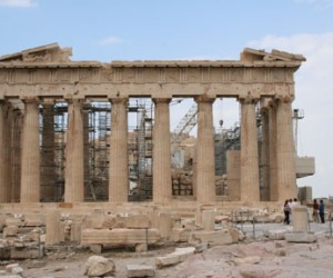 PARTHENON FRONTAL