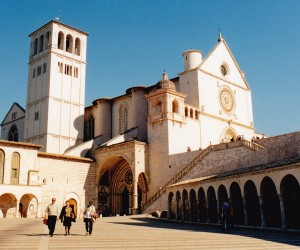 ST FRANCIS OF ASSISI BASILICA UPPER AND LOWER