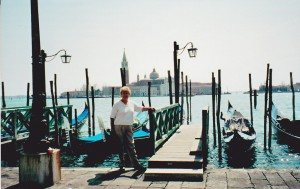 We had time to wander around Venice on disembarkation