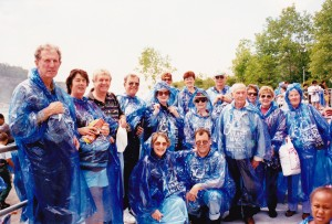 HWT Cowra group at Niagara Falls
