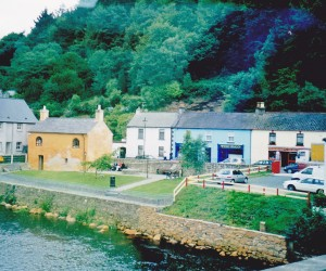 BALLYKISSANGEL VILLAGE OF TV FAME IRELAND