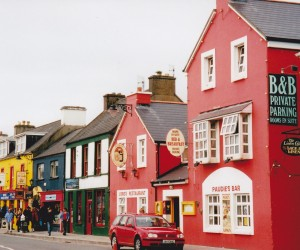 DINGLE BAY IRELAND PAUDIE'S HOTEL