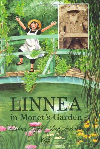 """Linnea in Monet's Garden book."