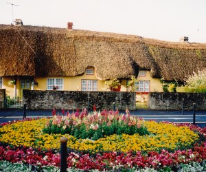 Lovely thatched cottage at Adare