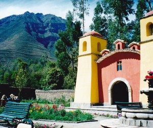 Posada del Inca resort where we had a very peaceful memorable stay, it had a beautiful chapel for private prayer