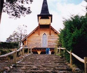 San Eduardo chapel south of Bariloche near Llao Llao