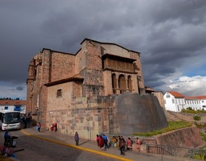 Santa Domingo Church Cuzco