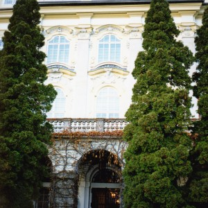 Schloss Leopoldskron featured in 'The Sound of Music' film as home of Von Trapp family