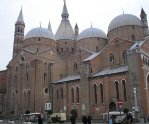 Magnificent St. Anthony's Basilica Padua, one of the most uplifting churches I have ever visited