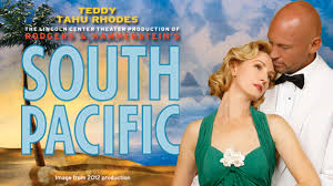 South Pacific the musical stage show at Sydney Opera House
