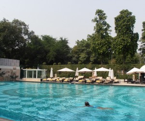 The Imperial Hotel New Delhi pool