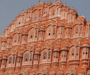 The Palace of the Winds Jaipur the Pink city