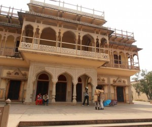 City Palace Jaipur with Textile museum